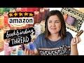 Trying Amazon Top Rated Bookbinding Thread Sea Lemon