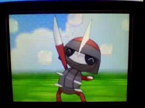 Pokemon Amie Pawniard