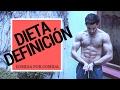 Download Video Download MI DIETA PARA DEFINICIÓN   COMIDA POR COMIDA   TTC2017 #9 3GP MP4 FLV
