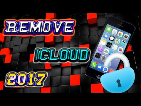 Tutorial Remove Icloud From Activated Devices 2017 (All models/ Ios versions) .