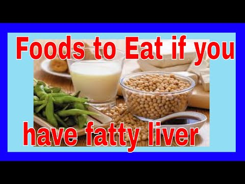 8 Foods To Eat When Diagnosed with Fatty Liver