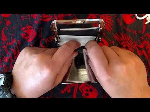 Gizeh roller box