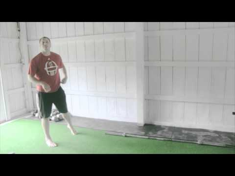 Push up and Squat Combo Exercise - Synergy Challenge