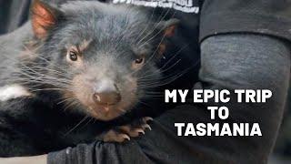 My Epic Trip To Tasmania | Ryan Wilkes @explorastoryfilms