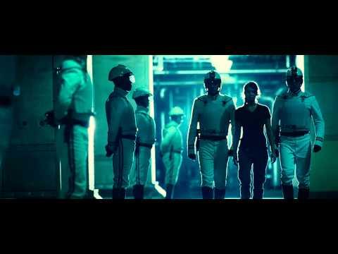 The Hunger Games - Offiical Trailer #2