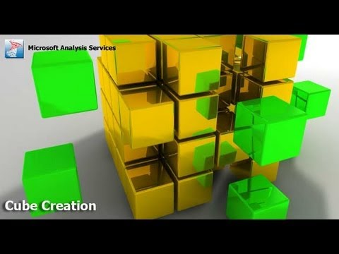 Analysis Services - 04 Cube Creation