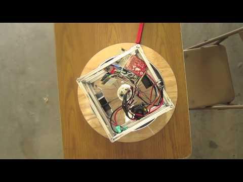 Cubesat Attitude Control