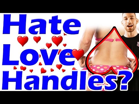How to Get Rid of Love Handles FOREVER!!! | how to Lose Muffin Top | how to Lose Love Handles
