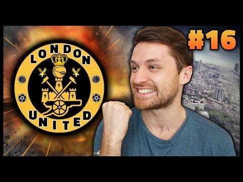 LONDON UNITED! #16 - Fifa 15 Ultimate Team