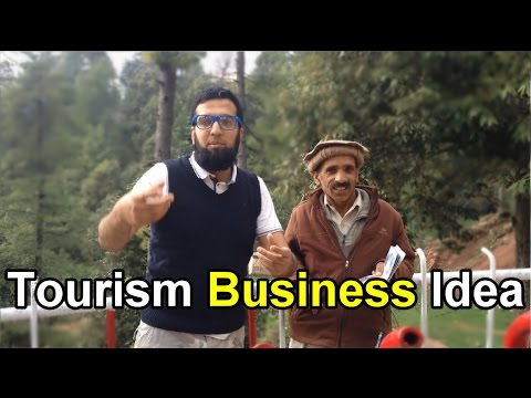 Business Idea for Tourist Areas in Pakistan | Azad Chaiwala Show