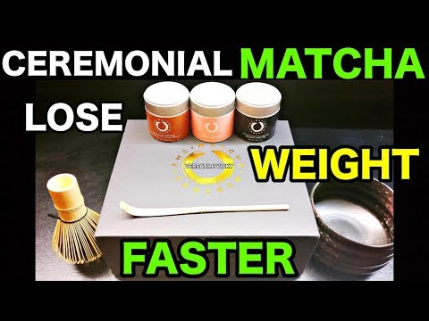 Matcha Green Tea For Weight Loss | Ceremonial Green Tea For Weight Loss