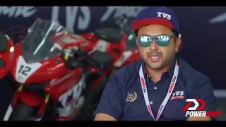 Round 4 of TVS One Make Championship @ Buddh international Circuit
