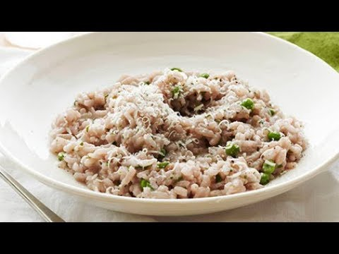 Giada's Risotto With Peas | Food Network