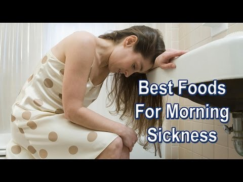 Best Foods For Morning Sickness | Good food for morning sickness