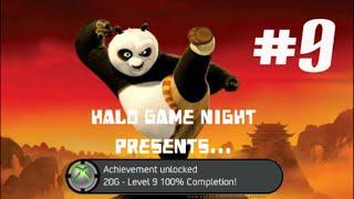 Kung Fu Panda - Level 9 100% Completion Achievement (Xbox 360)