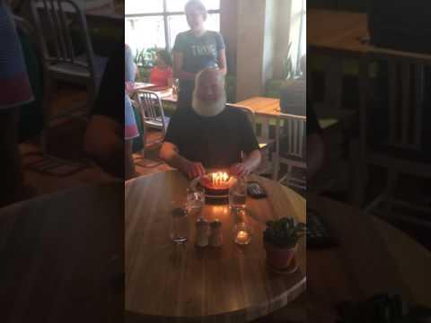 75th Birthday Surprise