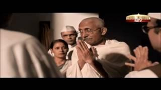 15 aug 1947 With Gandhi Ji