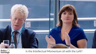 Jacob Rees-Mogg and Sir Roger Scruton - Is the Intellectual Momentum all with the Left?
