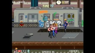 OpenBoR games: Double Dragon: Evil Forces Expand - DD1 route