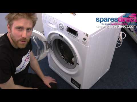 How to replace a washing machine door lock  |  Washing Machine Spares & Parts  |  0800 0149 636