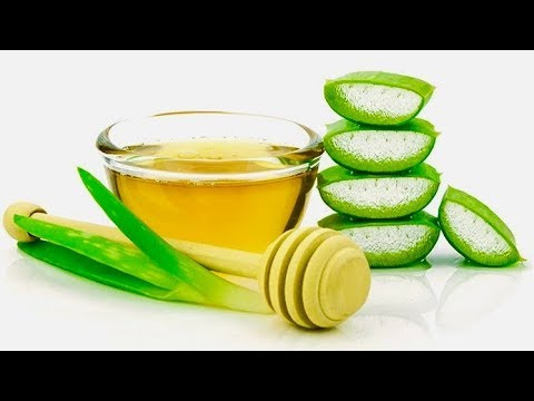 Eat Honey Mixed With Aloe Vera For 7 Days, THIS Will Happen To Your Body!