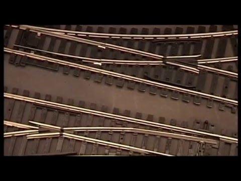Hornby V Peco Track comparison