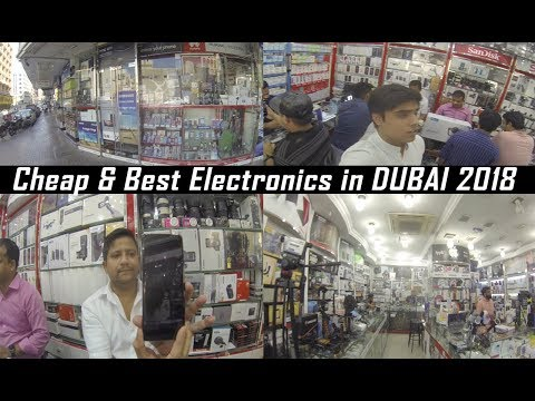 Best Price for Electronics in Dubai  2018 | iPhone X price | Note 8 | Go Pro Hero 6