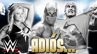 8 Luchadores que WWE ha borrado de su historia