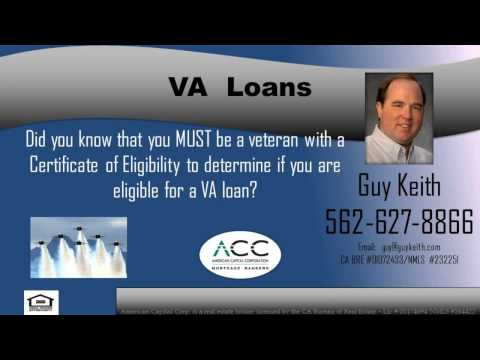 certificate of eligibility va home loan 90807