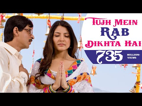 Xxx Mp4 Tujh Mein Rab Dikhta Hai Full Song Rab Ne Bana Di Jodi Shah Rukh Khan Anushka Sharma 3gp Sex