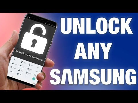 How to Unlock Samsung Phone With Code By IMEI ANY Model (Note 9/8/S9/9+/S8/S7/J7/J5/J3/A8/A5/A3...)