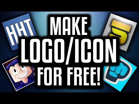 How To Make ICON/LOGO For FREE!? 🌠👌🏼