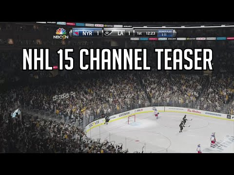 NHL 15 Channel Teaser - Through The Legs Dangle!