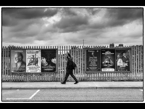 Dublin Street Photography Oct 1st 2016