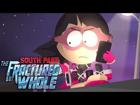 Superpowered Troll    South Park: The Fractured But Whole Part 3