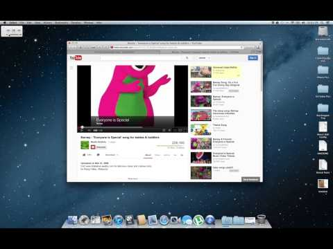 How to Download YouTube Videos onto your Mac! ...For FREE!!