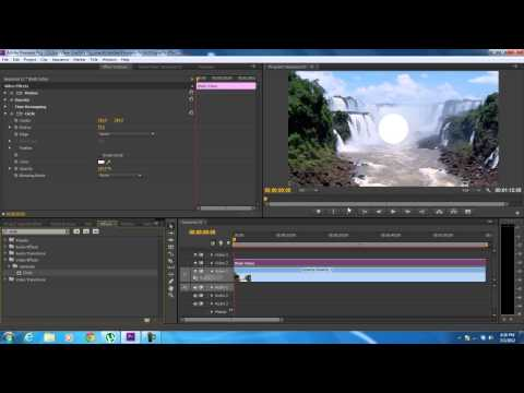 How to Create Vignette Effect in Adobe Premiere