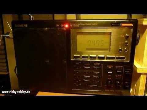 Listening to shortwave radio stations worldwide with little money