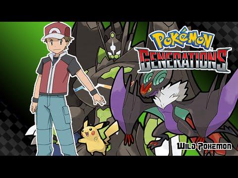 Pokemon Generations - Wild Pokemon Battle Music Recreation (HQ)