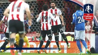 Brentford 5-1 Eastleigh - Emirates FA Cup 2016/17 (R3) | Goals & Highlights