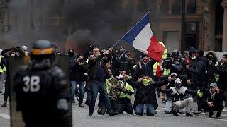 """Die """"Gelben Westen"""": Ein Blick in Frankreichs Seele"""