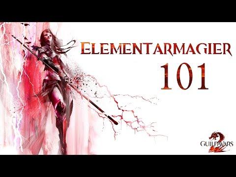 Wie spielt man Elementarmagier? - Guild Wars 2