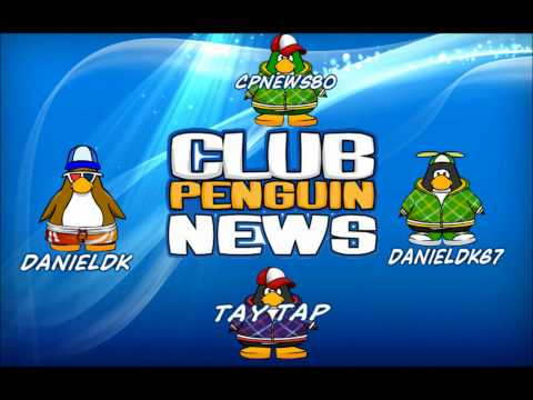 ClubPenguinNews80's New Intro