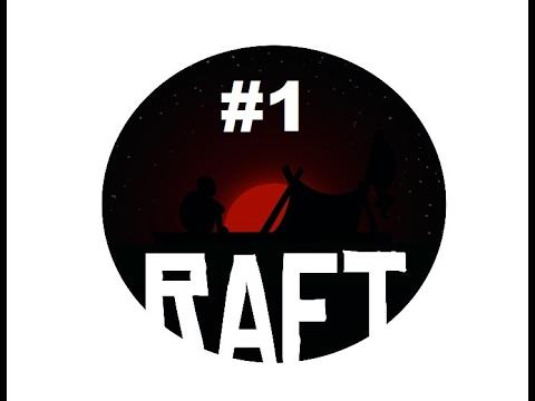 MY NEW LIFE IN THE OCEAN | Raft #1