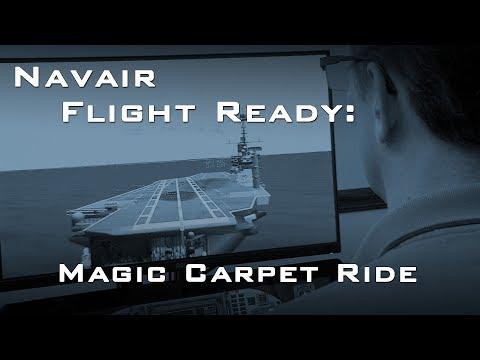 Flight Ready: MAGIC CARPET RIDE