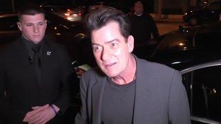 Charlie Sheen Reveals His Feeling Towards Donald Trump