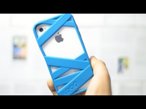Loop Attachment Mummy Case for iPhone 4/4S Review