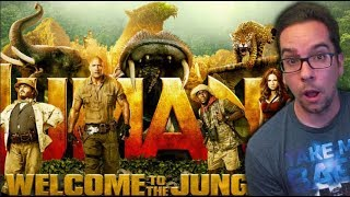 Jumanji 2 - Film Review