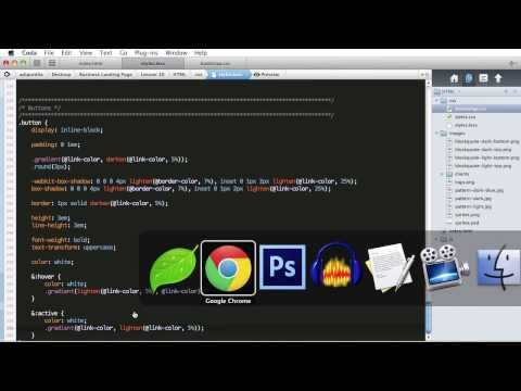PSD to HTML - Lesson 10