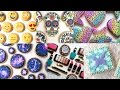 COLORFUL COOKIES! Cookie Decorating Compilation by SweetAmbs